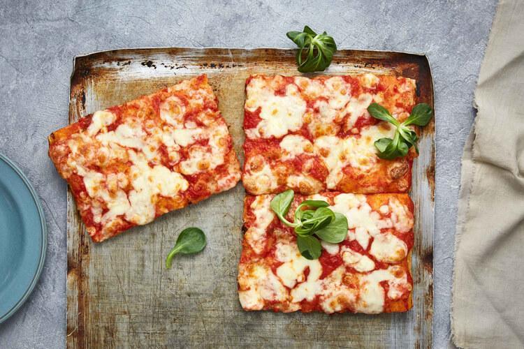 нарезная пицца