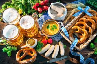 баварская кухня