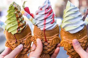 испанское мороженое