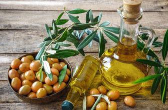 оливковое масло родом из Италии