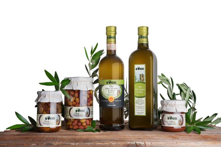 лигурийское масло