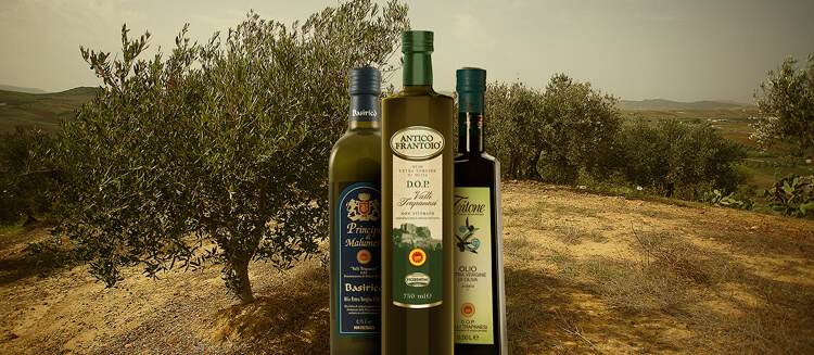 сицилийское масло