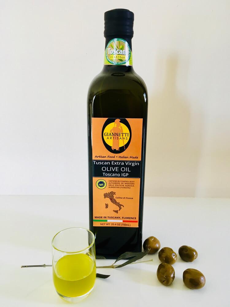 тосканское масло