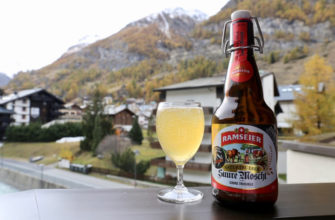 швейцарское пиво