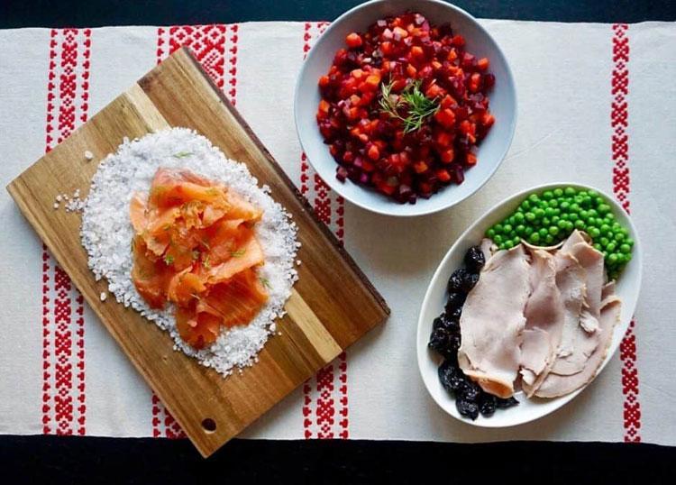 Основные финские праздничные блюда