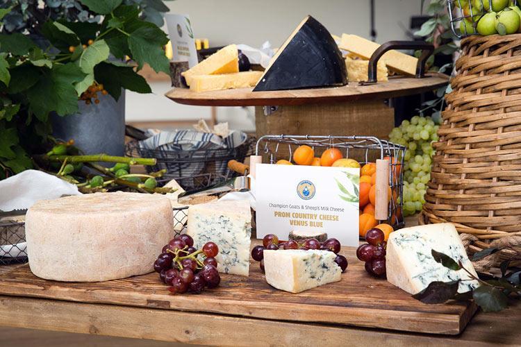 Выставка австралийских сыров в Тасмании 2017 г.