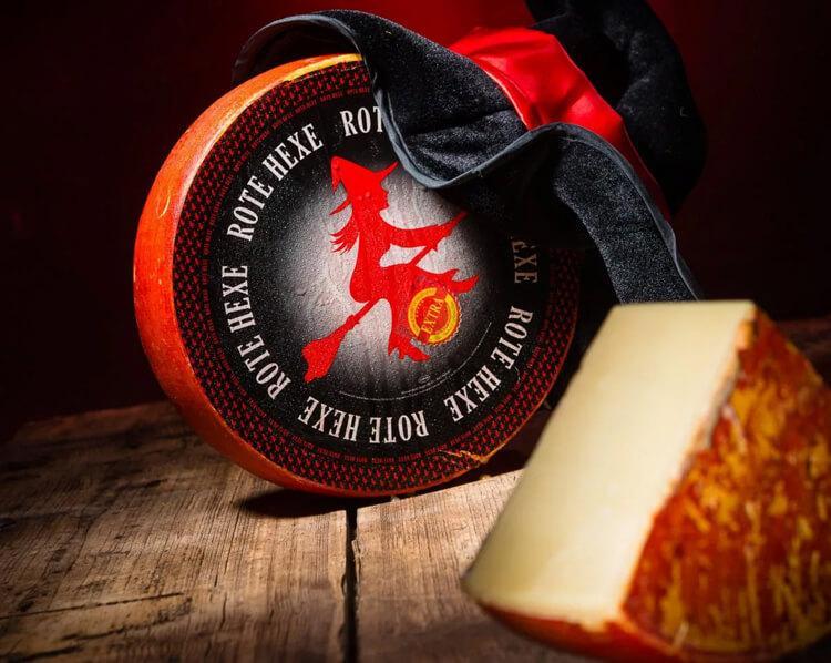 сыр красная ведьма