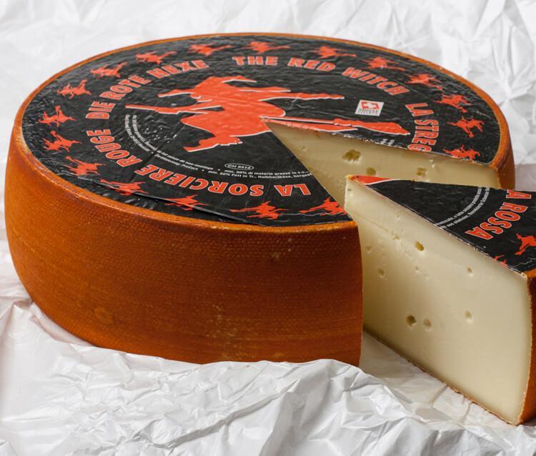 сыр Роут Хекс в разрезе