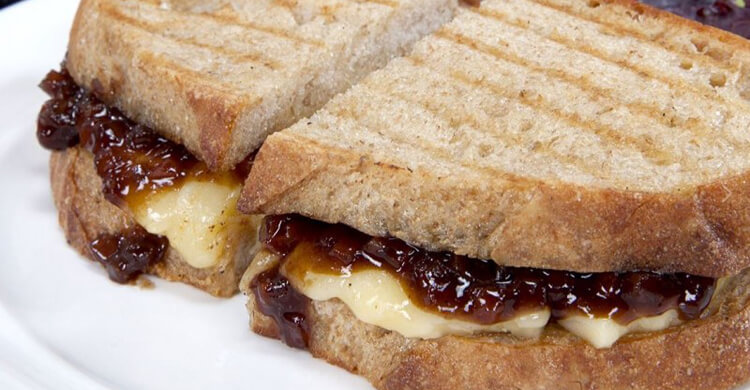 сэндвич с бренстон пикл