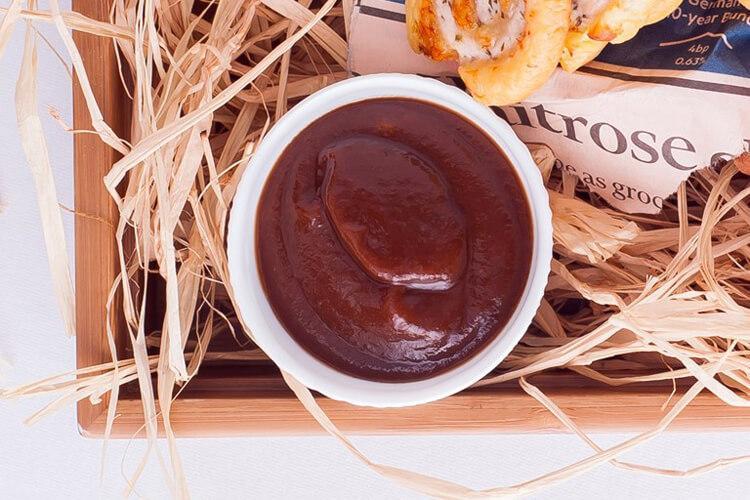 английский коричневый соус