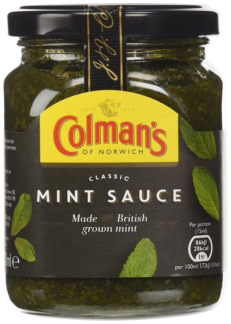 соус из мяты Colman's