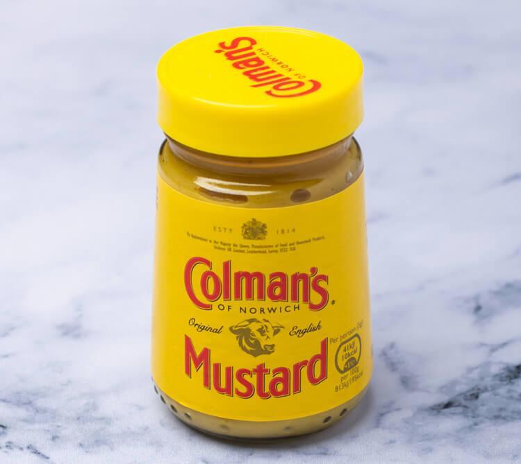 горчица Колмана