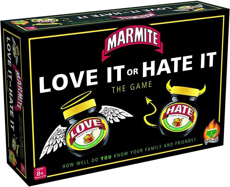 marmite love it hate it