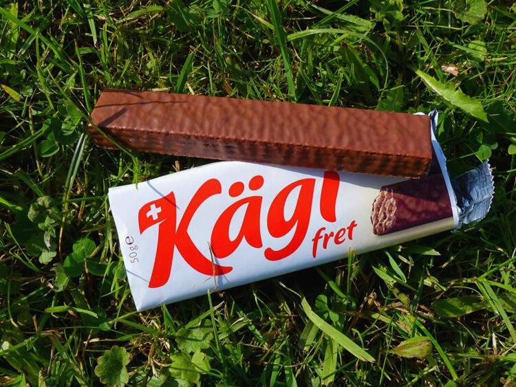 вашли каги в шоколаде