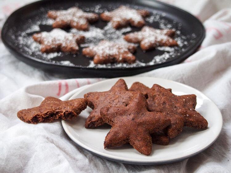 швейцарское миндальное печенье