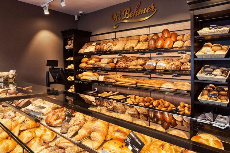 классическая немецкая пекарня