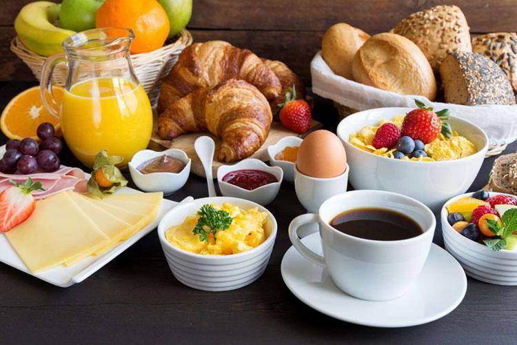 классический немецкий завтрак
