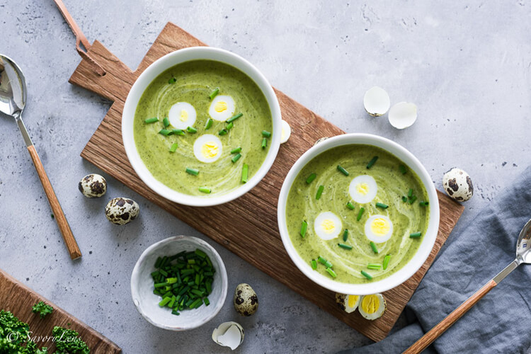суп из семи трав
