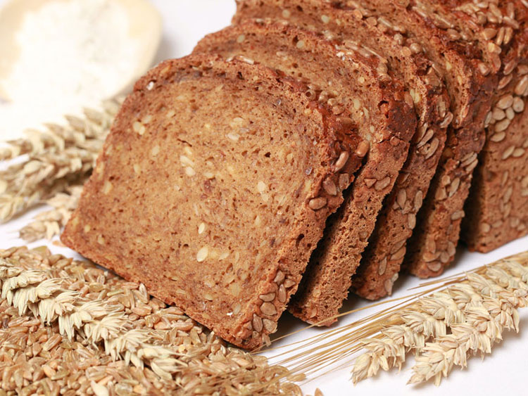 немецкий цельнозерновой хлеб