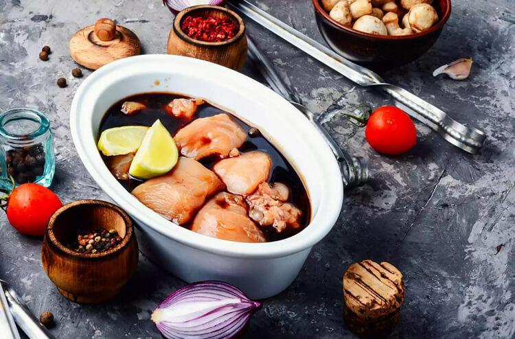 маринад из вустерского соуса