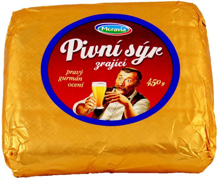 пивной сыр из моравии
