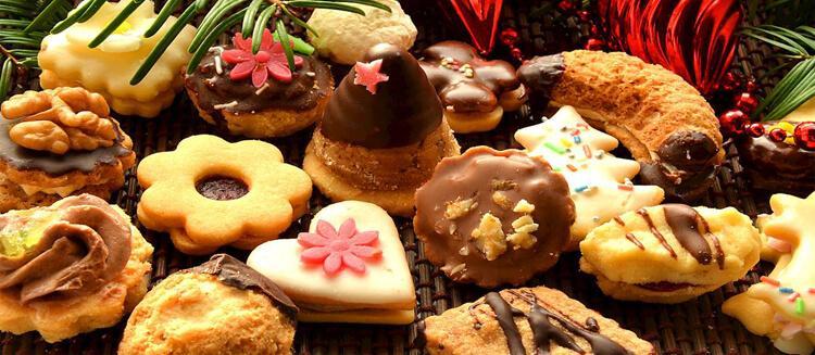 чешское печенье