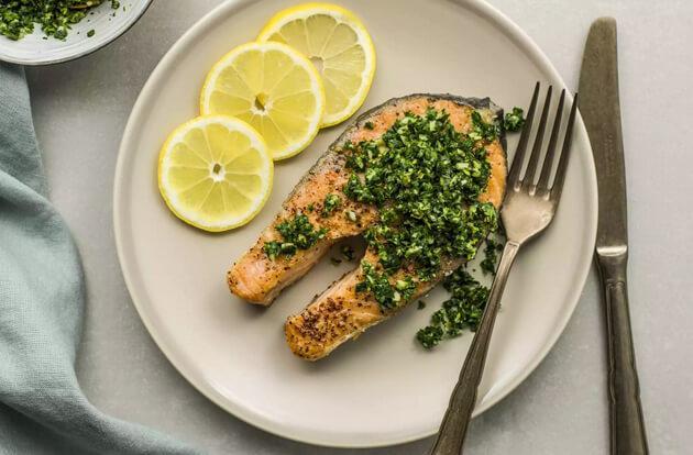 рыба с гремолатой